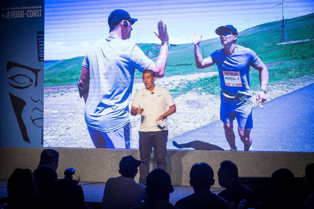 今年底,多次籌辦國際大型運動賽事的張運智,要把H2C引進台灣花蓮。