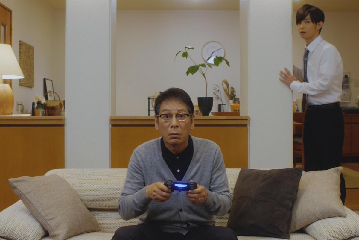 博太郎重新接觸電玩世界,什麼都感覺新奇,也覺得挑戰多多。(netflix提供)