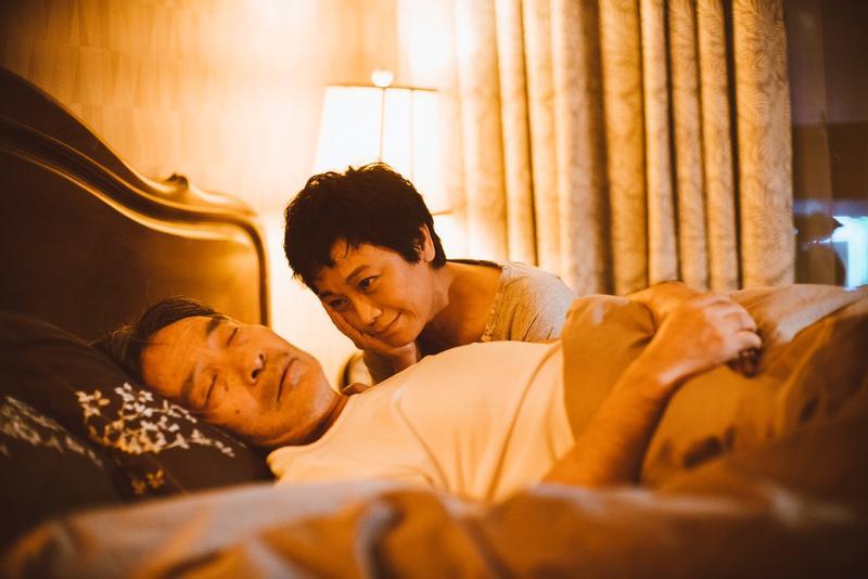張艾嘉與田壯壯各自入圍金馬男女主角獎。