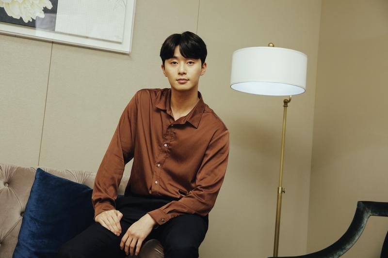 今年28歲的韓星朴敘俊以暖男演技成為粉絲心目中「完美男友」。