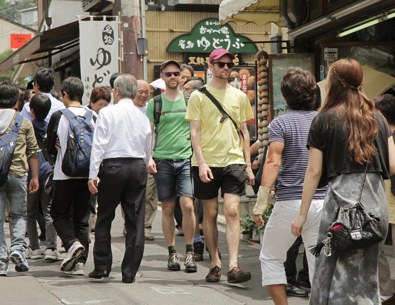 京都市研擬2018年10月開徵「住宿稅」,只要在京都當地投宿,不分旅館類型,每人每晚至少要加收200日圓。