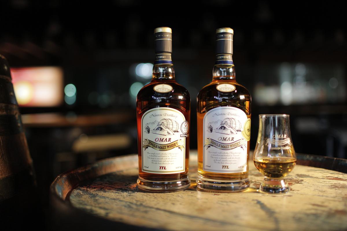 TTL南投酒廠「琥珀」(Omar)單麥威士忌,不僅深受國內威士忌迷喜愛,也在海外屢獲佳評。