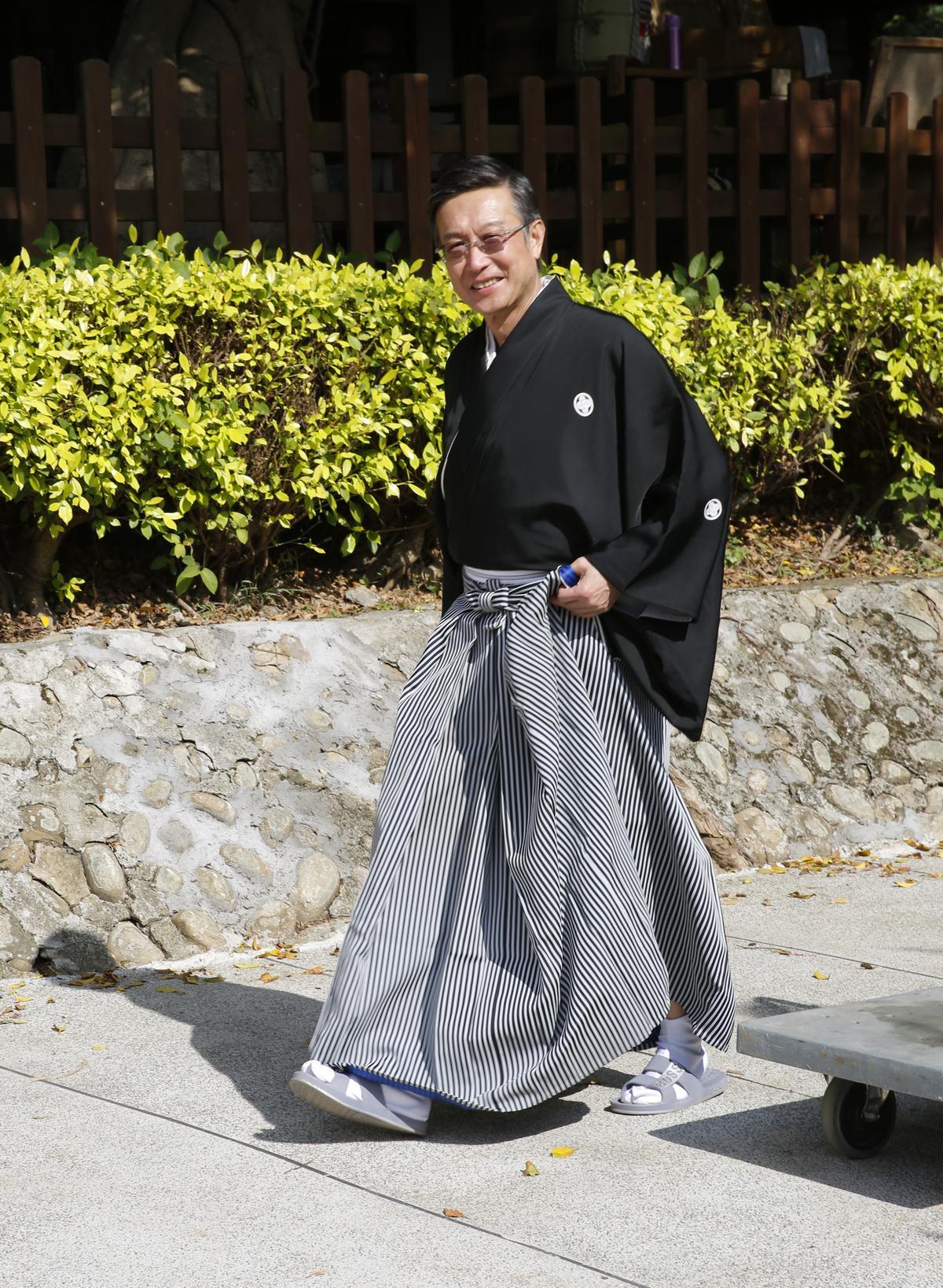 《古惑仔》導演劉偉強也來客串演出。