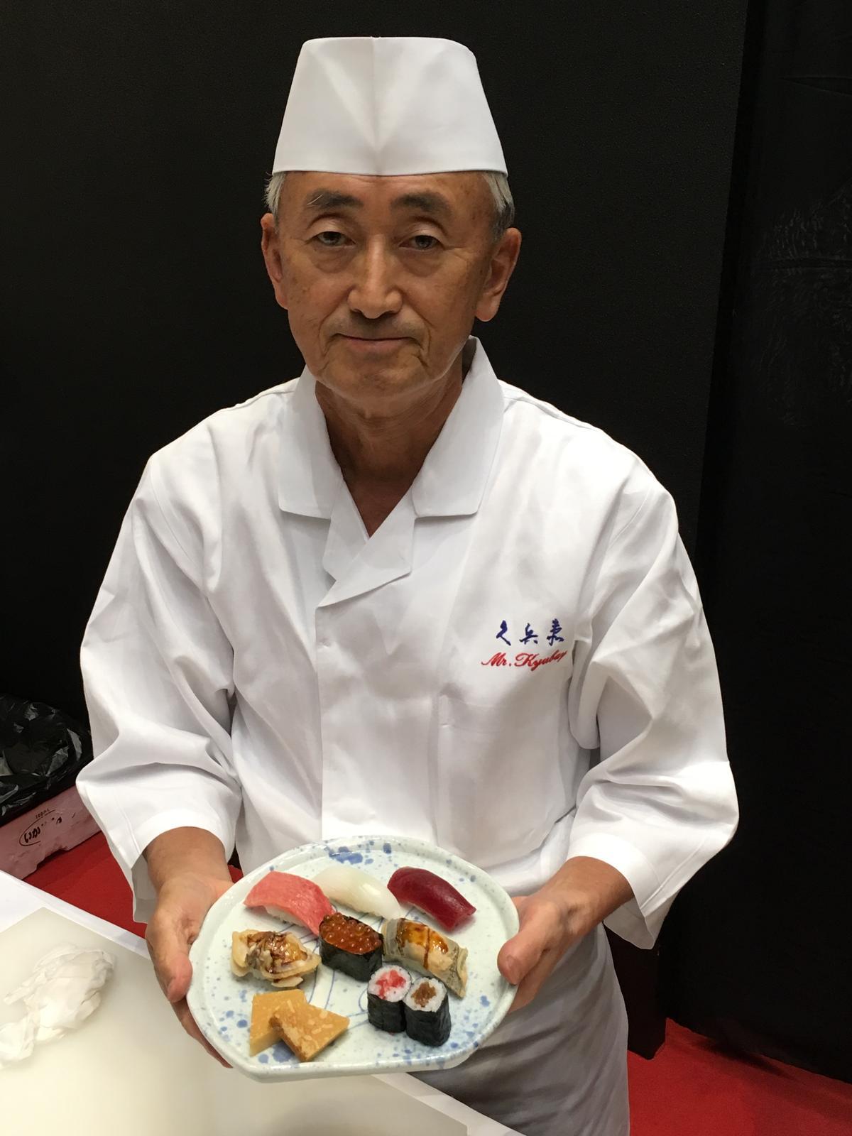 由53年資歷的店主今田洋輔坐鎮指揮。