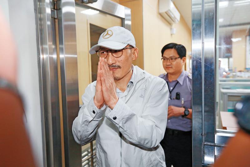 江欽良此次被抓,除了超貸問題, 也與農會選舉暴力事件有關。
