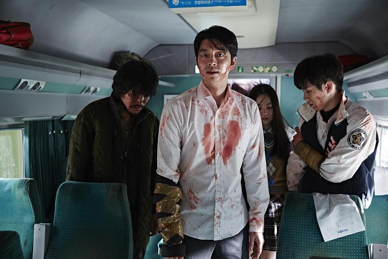 《屍速列車》續集《半島》男主角由姜棟元擔任,接棒孔劉繼續打活屍。(NEW提供)