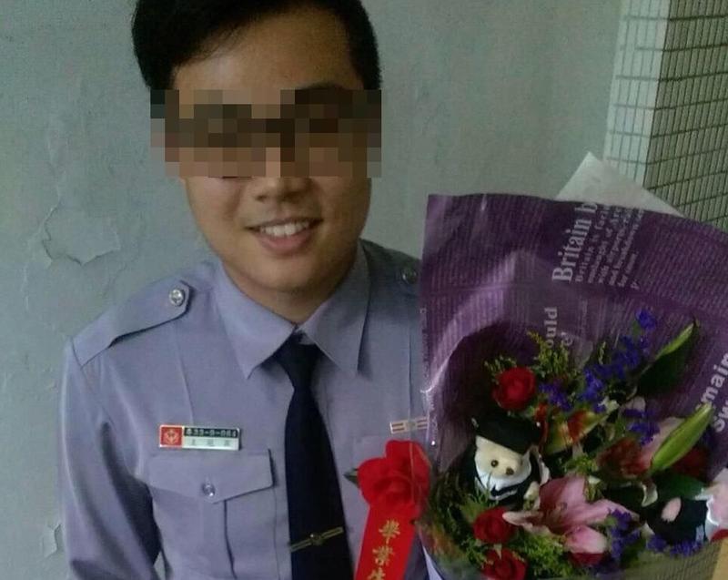 永安分隊消防員王冠昇休假期間遇上死劫,令同事萬分不捨。(翻攝臉書)