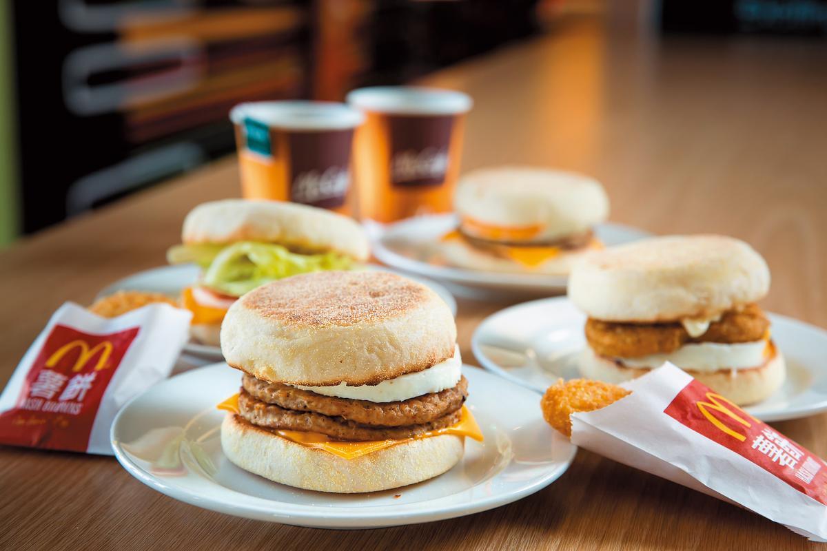 麥當勞推出早餐供應已有31年歷史。