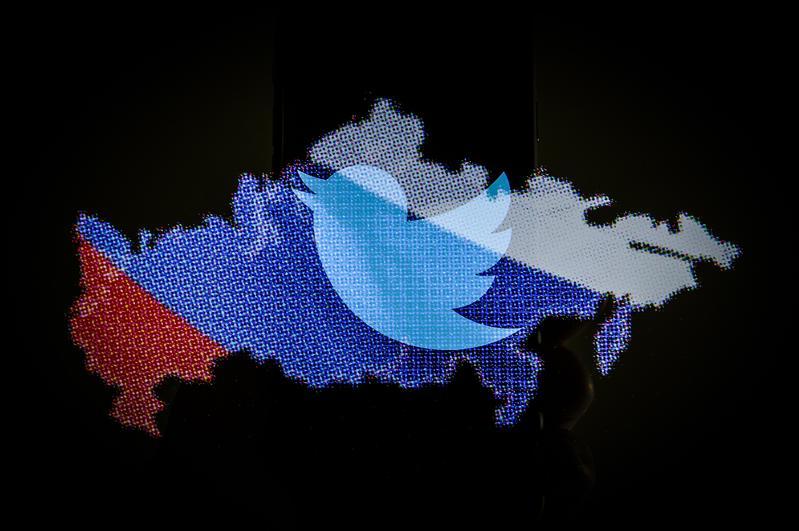 社群網站成了俄羅斯散佈各式嘲諷、攻擊內容的工具。(東方IC)