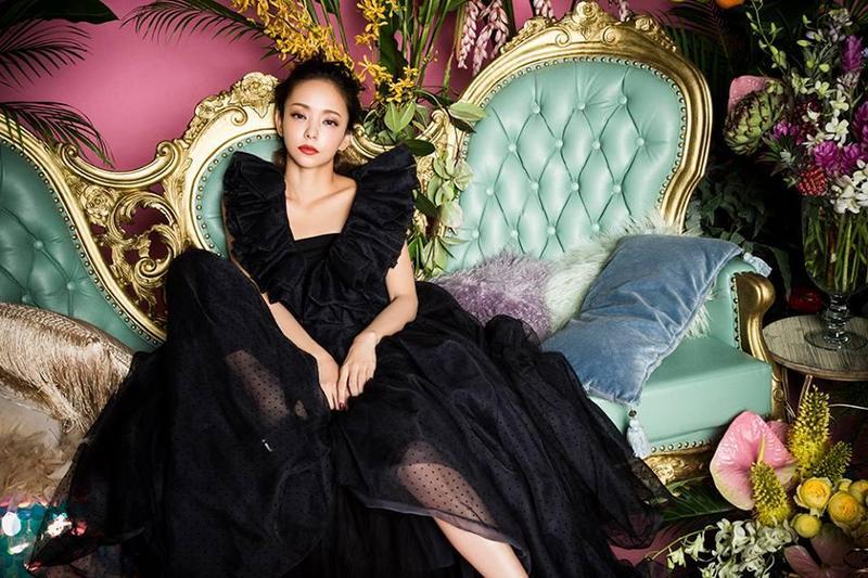 安室奈美惠被票選為最想在《紅白》看她出場的藝人。(翻攝網路)