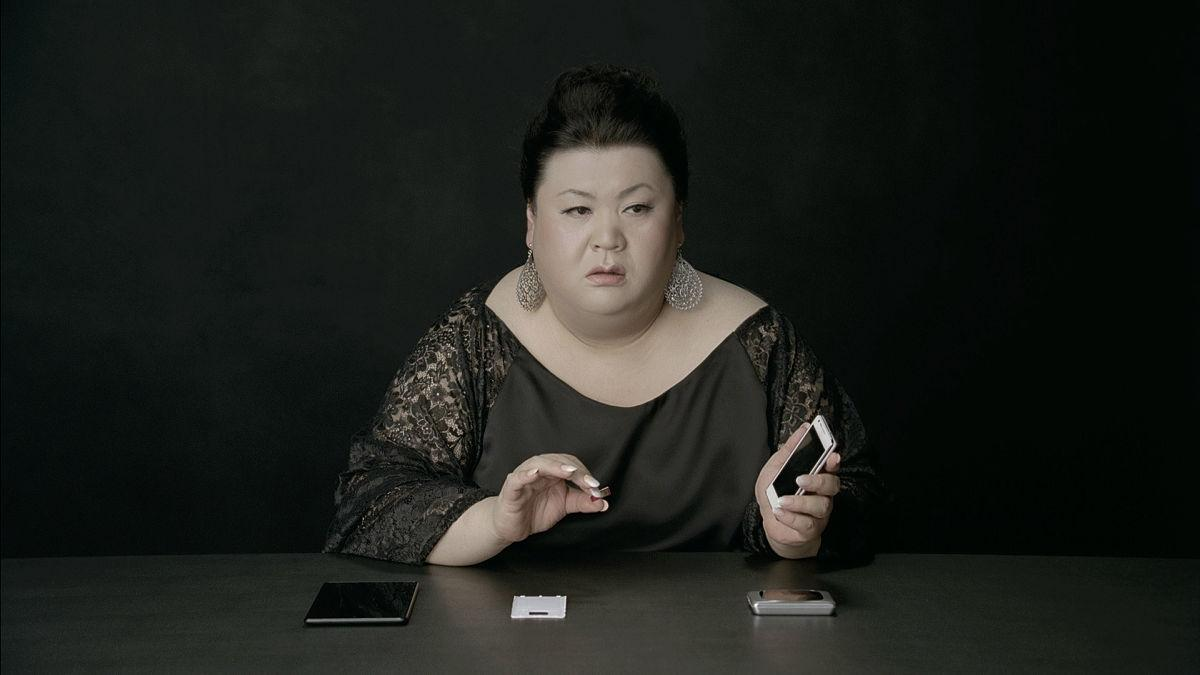 貴婦松子在日本現在年輕人頗具影響力。(翻攝JONNY網站)