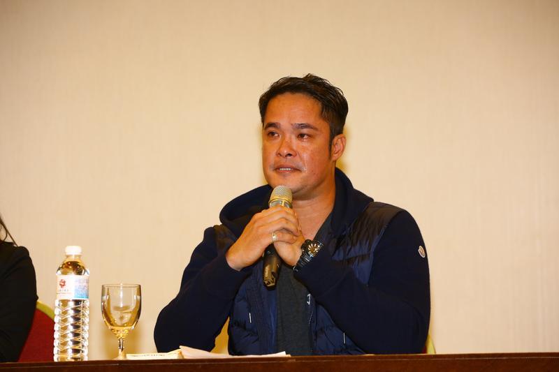 林智勝接受本刊專訪表示,他絕沒做過不該做的事,不可能自毀前程。