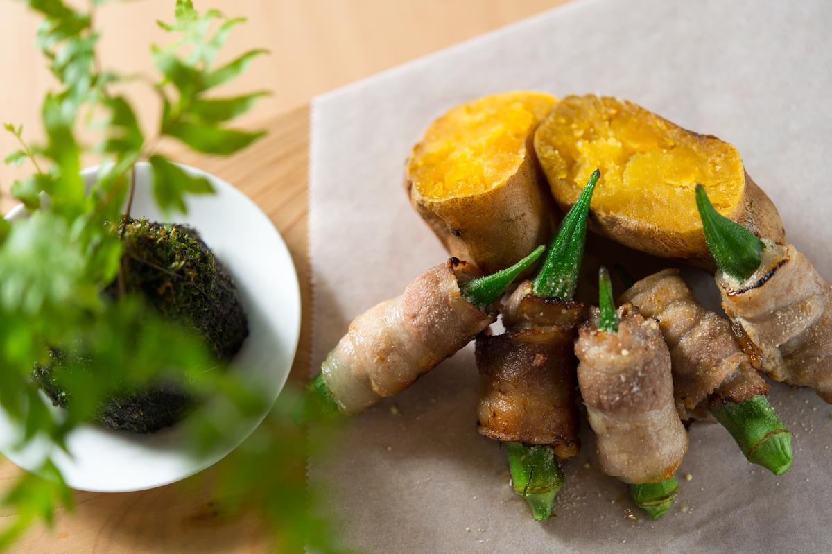 逢春園料理講究「五輕主義」,輕油、輕鹽、輕糖、輕烹調以及輕聲細語。
