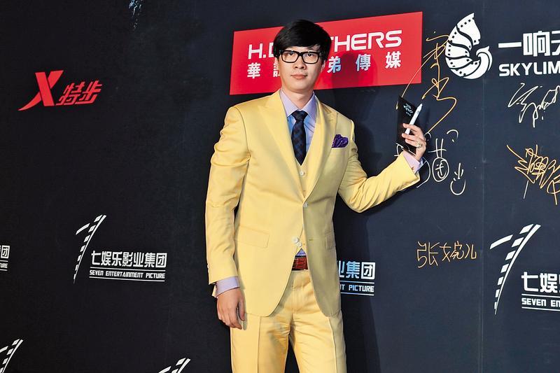 從盛大文學起家的網路作家唐家三少,蟬聯5年「中國網路作家富豪排行榜」冠軍,年收入高達人民幣1億2,000萬元。(東方IC)
