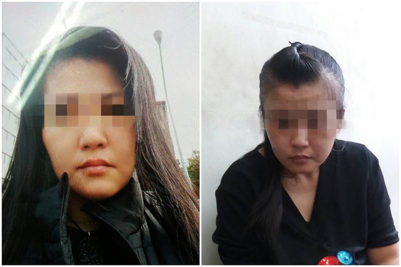 潘女通緝資料照片上,還是10年前照片,長相甜美,與現在判若兩人。(警方提供)