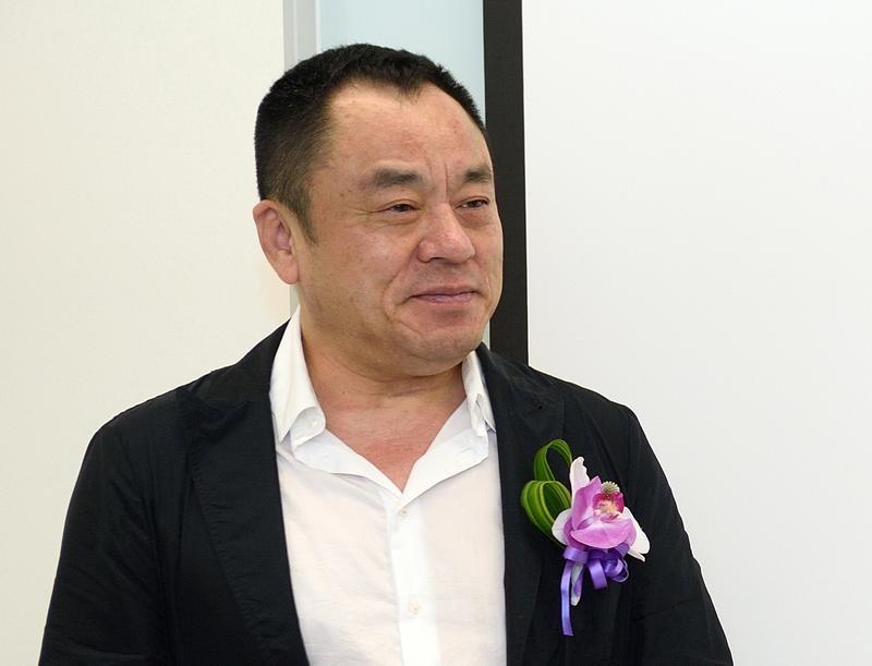 李世聰是全球第一位靠殯葬業登上《富比士》的企業家。(龍巖提供)