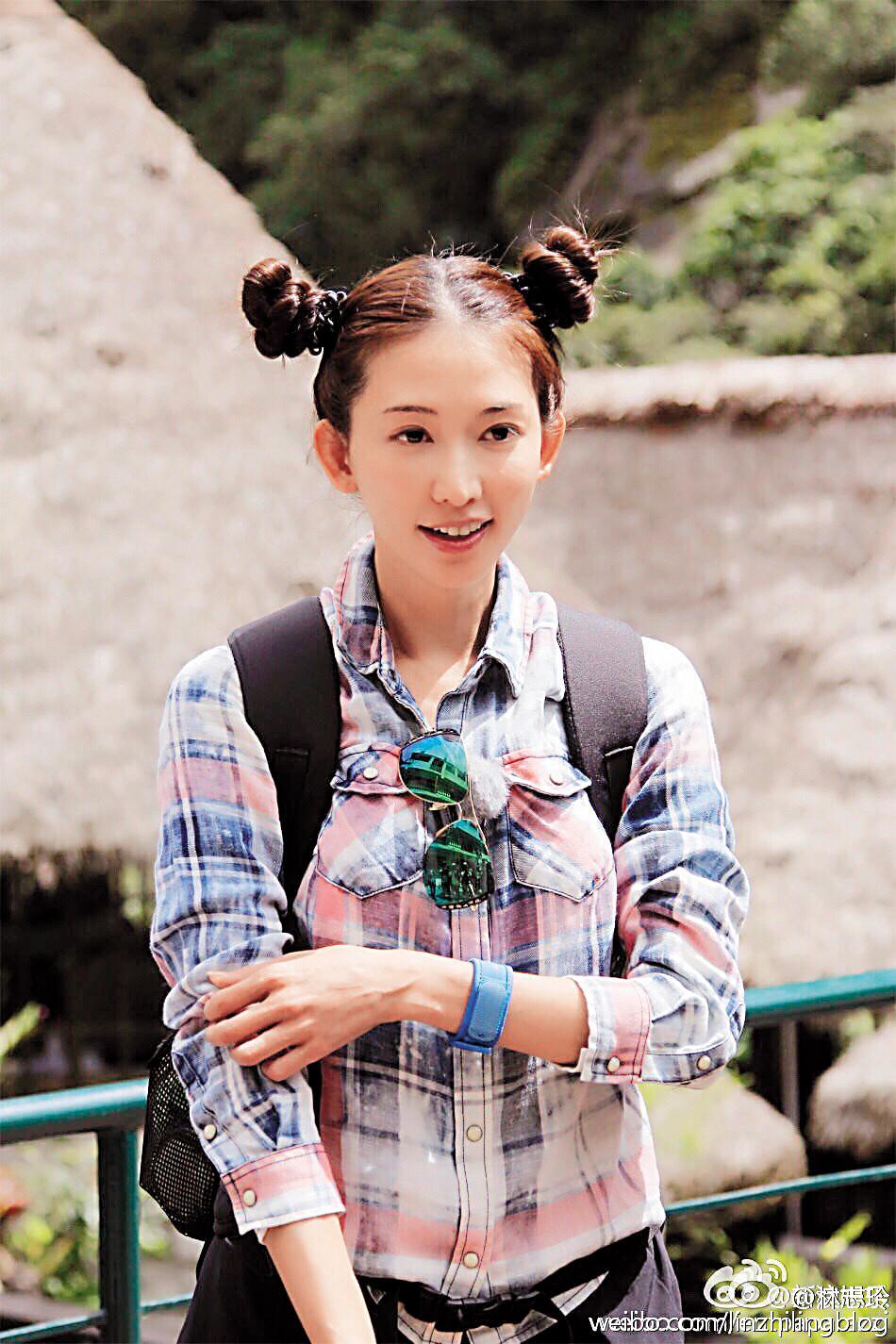 林志玲的戲劇作品並不太受外界肯定,反而在綜藝節目《花漾姐姐》賺了不少人民幣。(翻攝自林志玲微博)