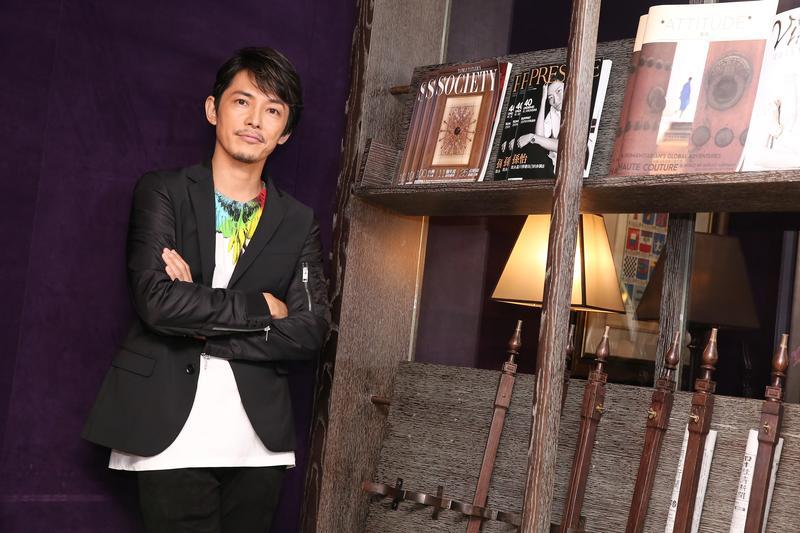 日本男星藤木直人相隔13年再度踏上寶島,談起印象深刻作品當屬《魚干女又怎樣》系列。