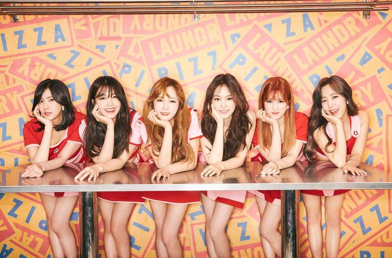 韓國最大娛樂集團LOEN首次移師海外,舉辦「LOEN FRIENDS AUDITION」選秀。圖為Apink。(KKBOX提供)