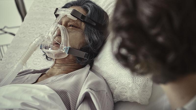 惠英紅這場老妝戲震懾導演楊雅喆,殊不知拍攝檔案差點遺失,幸好沒有造成遺憾。(双喜提供)