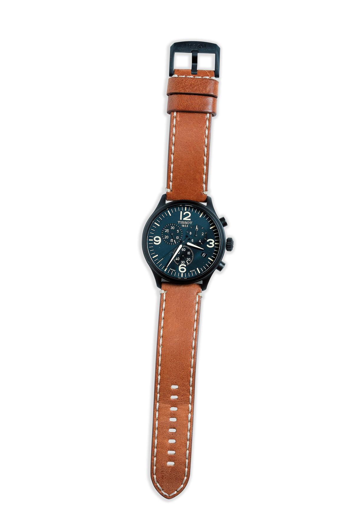 瑞士天梭錶(TISSOT),NT$11,300。