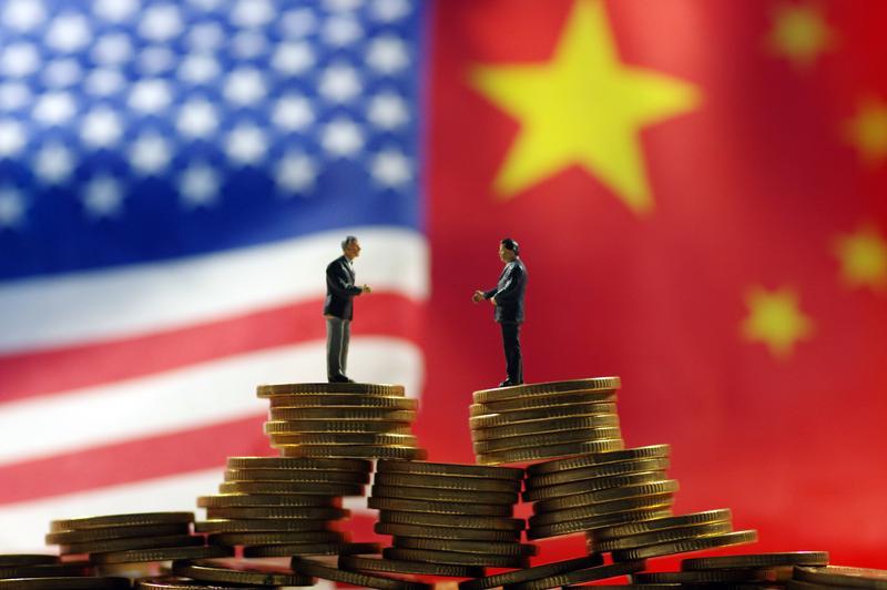 美國政策大轉向,未來與中國的貿易關係,可能由單方的施壓制裁取代過去的對話協商。(東方IC)