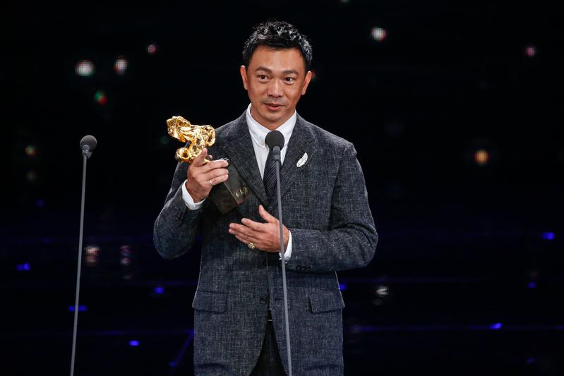 黃信堯以《大佛普拉斯》拿下今年金馬新導演獎,並透露接下來有一部劇情長片跟一部紀錄片。