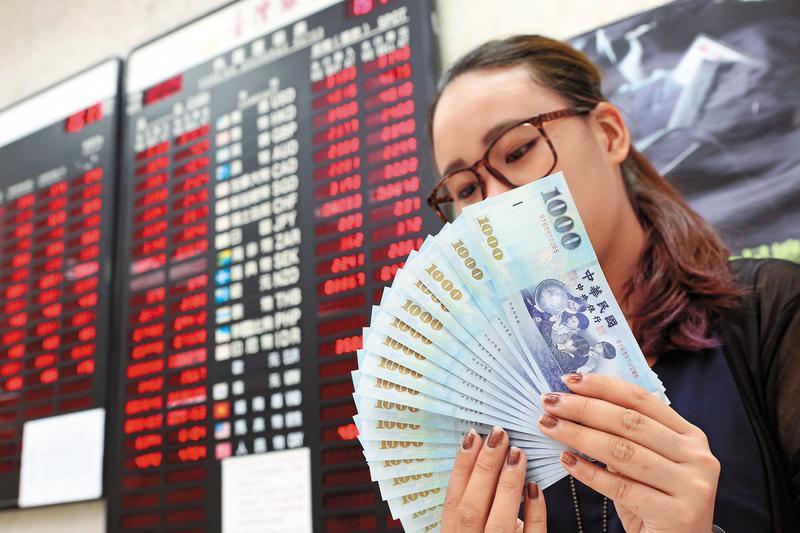 過去8個月,新台幣匯率高低差僅有2.3%,是2008年金融海嘯至今,最穩定的一段期間。