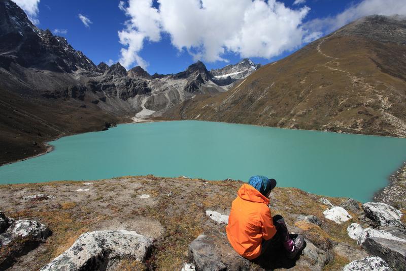 Gokyo Lake是尼泊爾聖湖,美得令人駐足。