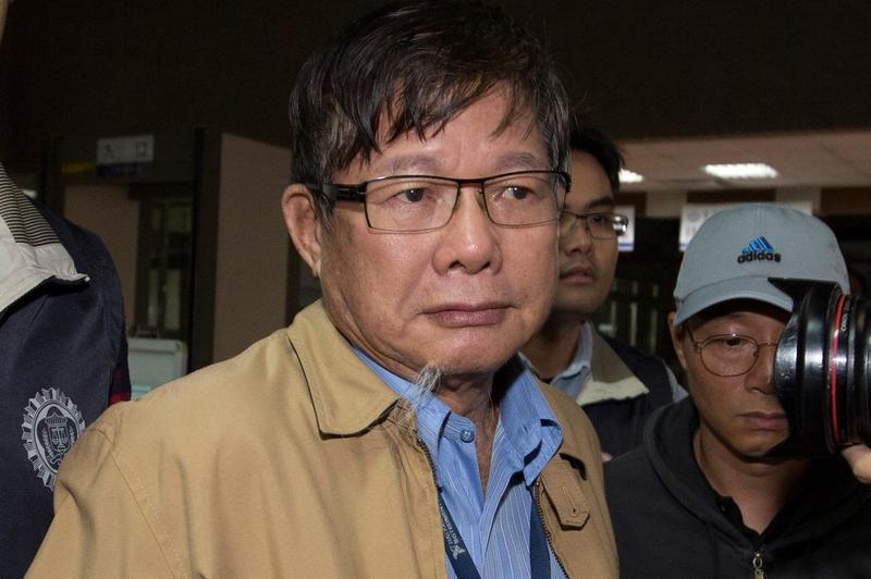 經本刊調查,陳慶男(圖)曾給蔡英文3萬元的政治獻金,民進黨祕書長洪耀福為先前查證有誤道歉。