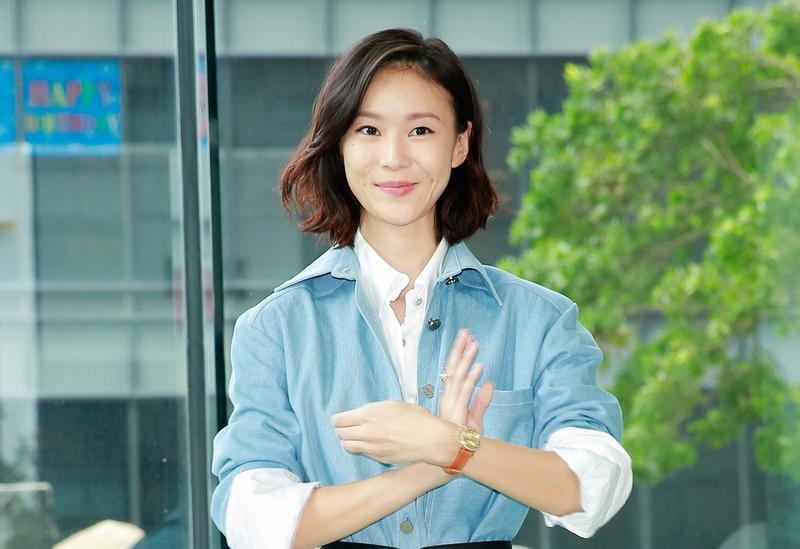 鍾瑶表示記者會之後,將對分手一事不再回應。