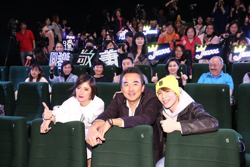導演蔡岳勳、監製于小惠新作《深夜食堂》電視劇,找來歌手蕭敬騰挑梁演出其中一個單元〈明天〉,在劇中飾演重症病患。