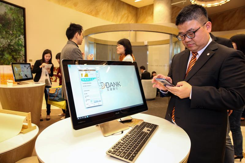 半年間,王道銀不斷推出FinTech創新服務,數位帳戶開戶數也約達7萬多人。