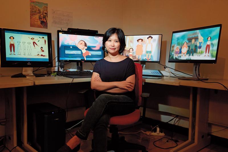 導演宋欣穎的動畫之路從募資、籌組班底到製作,關關難過關關過。