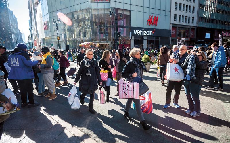 川普祭出史上最大方的減稅方案,將送出大約1.5兆美元的耶誕大禮給美國企業與個人。(東方IC)
