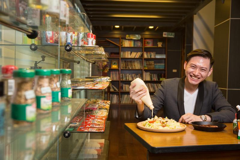 業務出身的吳宥澄很擅長拉生意,接班後積極想改變公司風氣和策略。