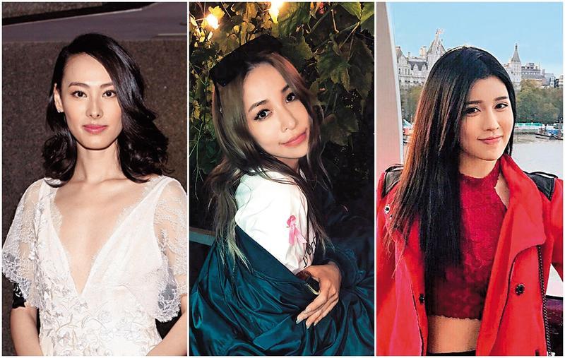 梁洛施、蕭亞軒、By2的Yumi這3名女星都差點嫁進豪門。