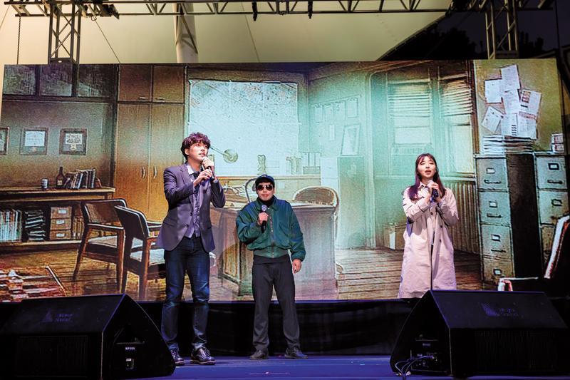 關於初戀的音樂劇作品《尋找金鐘旭》演出至今超過10年。
