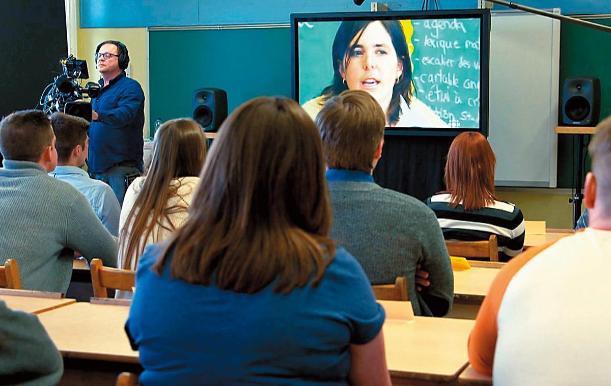 《歧視的一課》發揮影像的力量,成為魁北克課堂與公務員的防止歧視教材。
