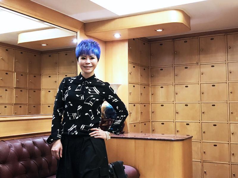 詹雅雯明年大年初四將站上台北小巨蛋,除了服務歌迷、也照顧百位街友。(寬宏藝術提供)