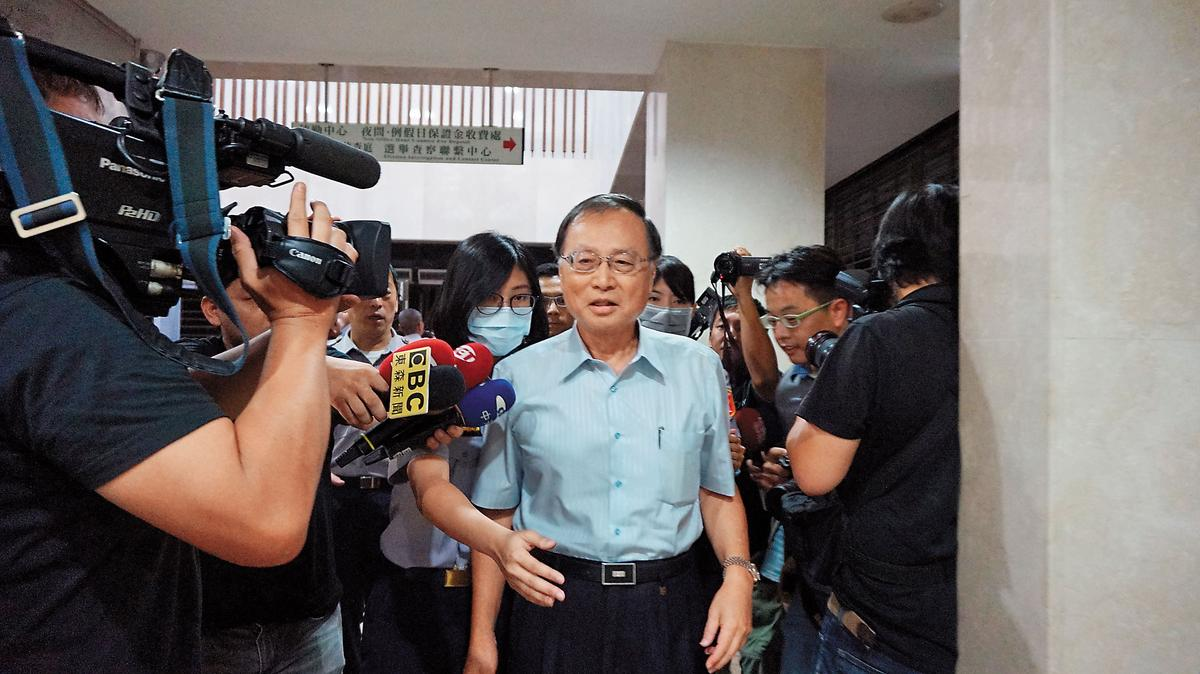 台北地檢署取得前中投董事長張哲琛等人的證詞後,案情獲得大突破。