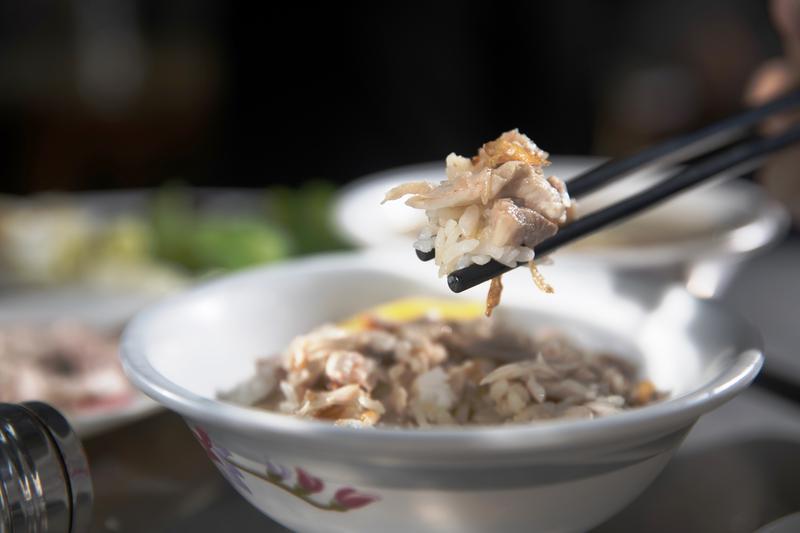 「火雞肉飯」幾乎成了嘉義的代名詞。