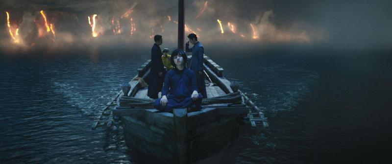 《與神同行》總製作費達新台幣10億8千萬元,創韓國影史新高。