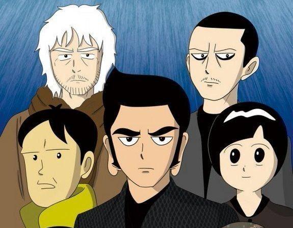 《與神同行》原著為周浩旻自2010年開始連載的網路漫畫,至今在Naver Webtoon點擊已累積逾一億次。