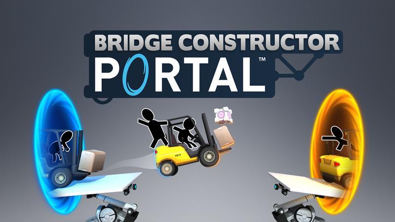 《Bridge Constructor Portal》