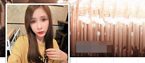 鄭承浩小三葉女外型美豔,有著典型的網紅臉。(讀者提供)