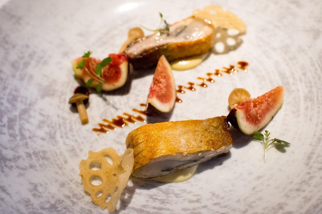 「台南人的早餐」做出脆、軟、滑的虱目魚三種口感。
