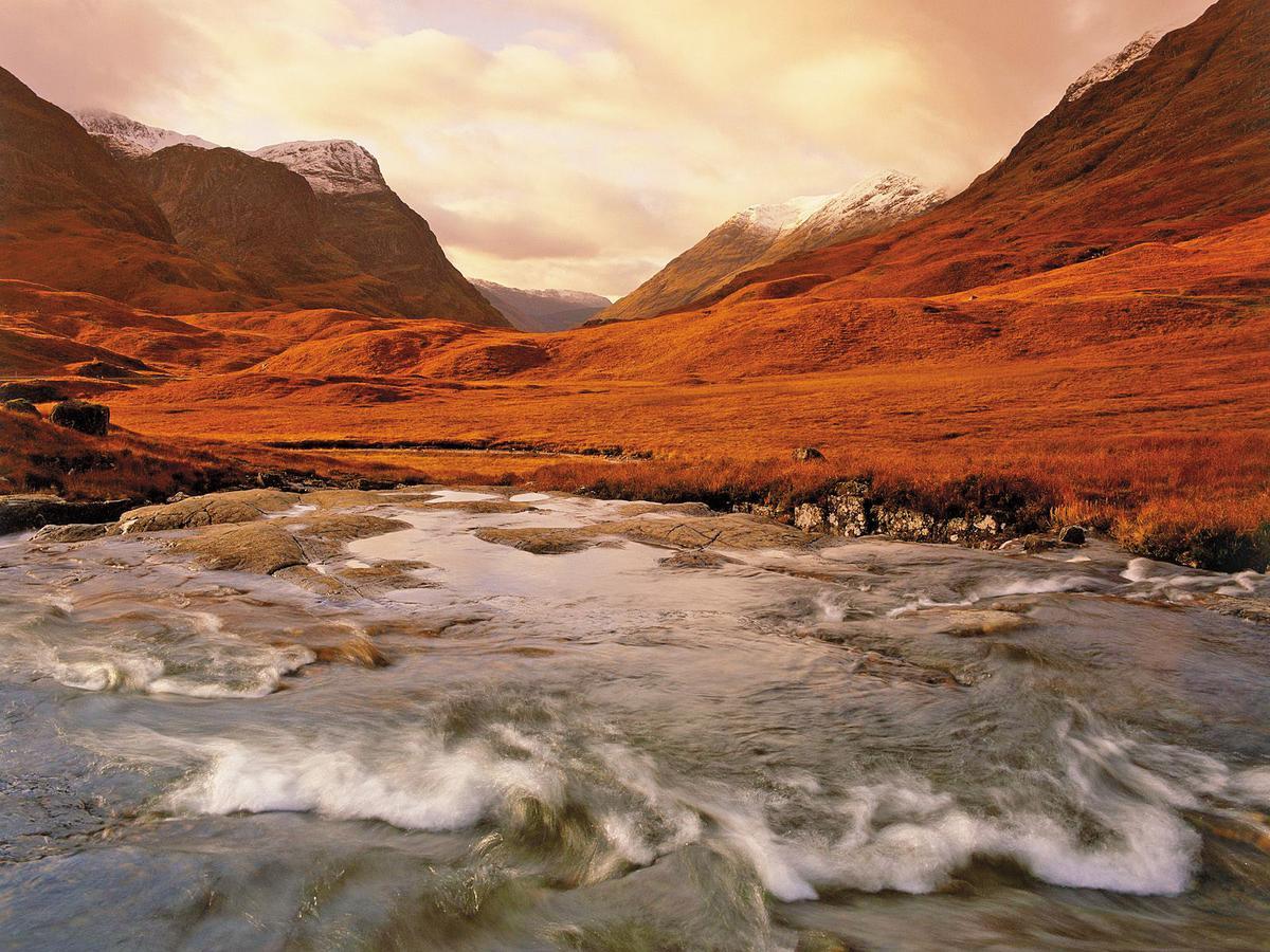蘇格蘭因得天獨厚的自然環境,成為世界威士忌釀造重鎮,其中又以4大產區為風格指標。