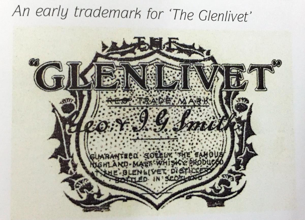 1870年老喬治跟兒子約翰戈登去倫敦註冊了格蘭利威,成為他們專屬的商標。