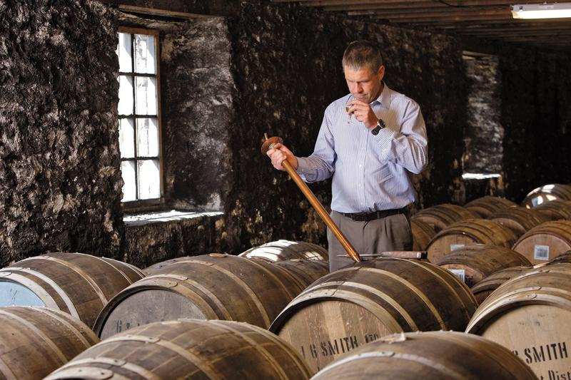格蘭利威首席釀酒師Alan Winchester,正帶領著酒廠邁向一個新的紀元。